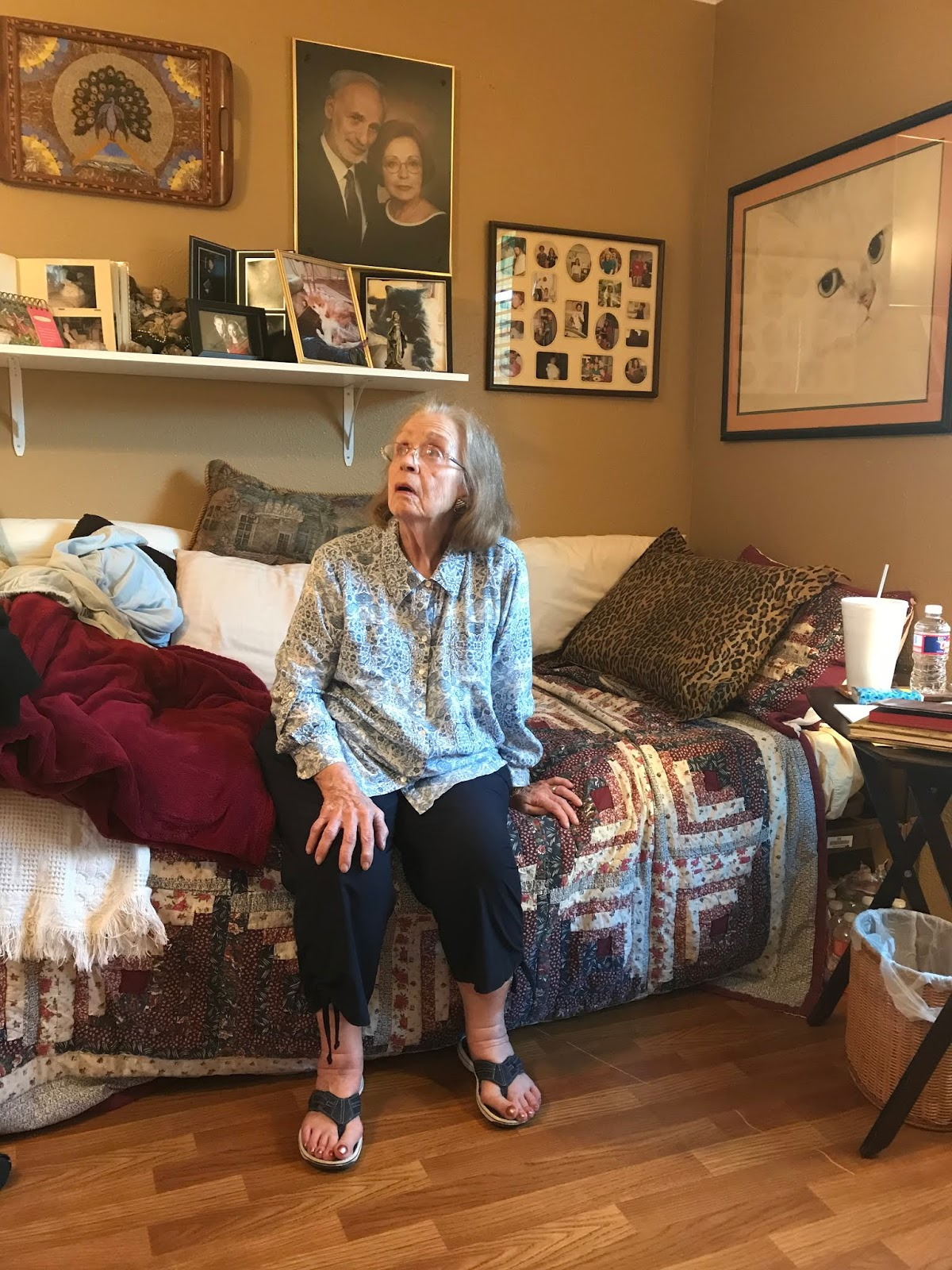Yes, We Have No Bananas… Mom, Alzheimer's & Miracles Emerging (Part 3)