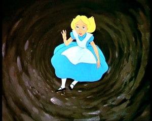 Down the Rabbit Hole We Go